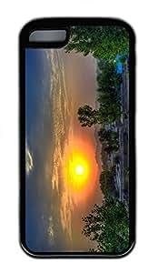 Beautiful Sun Set Cases For iPhone 5C - Summer Unique Wholesale 5c Cases