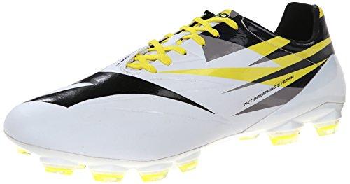 Diadora Soccer Mens Dd-na 2 Glx14 Scarpa Da Calcio Bianco / Nero
