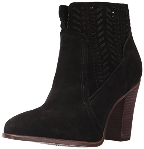 Vince Camuto Women's FENYIA Ankle Boot, Black, 7.5 Medium US