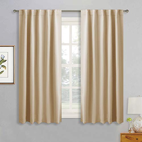 (Room Darking Curtains for Bedroom - RYB HOME ( W42