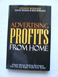 Advertising Profits From Home