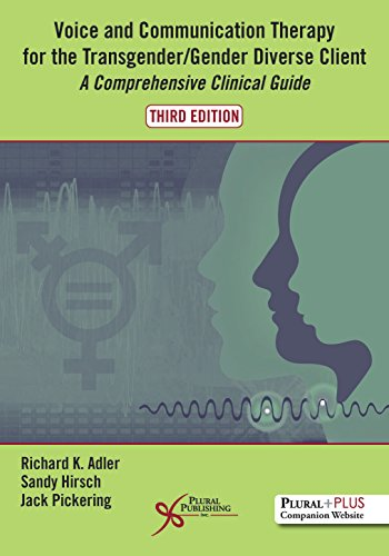 Voice and Communication Therapy for the Transgender/Gender Diverse Client: A Comprehensive Clinical Guide