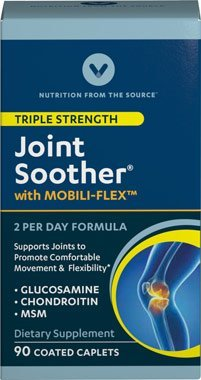 - Vitamin World Advanced Triple Strength Joint Soother ®, 90 Caplets
