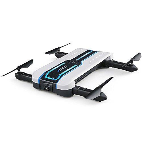 Drone JJRC H61 Spotlight Nueva Generacion con Posicionamiento Visual,Camara HD 720p con Transmision en Vivo, Control de Altitud.