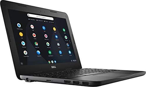 "2019 Dell Chromebook 11 C3181 11.6"" Laptop Computer, Intel Celeron N3060 up to 2.48GHz, 4GB RAM, 16GB eMMC Flash Memory, 802.11ac WiFi, Bluetooth, USB 3.0, HDMI, Black, Chrome OS"