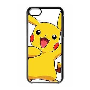 iphone5c phone case Black Pikachu UYF4381013