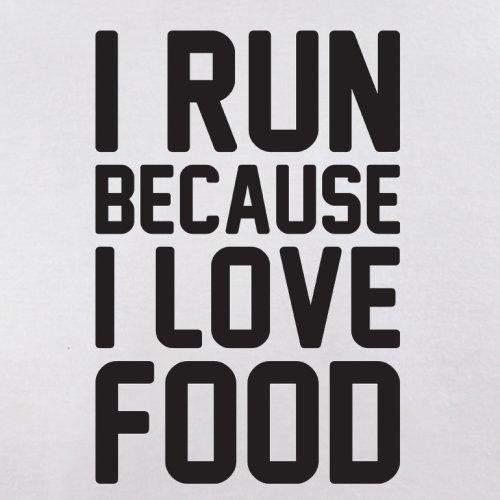 Retro Food Love Flight I Run I Red Bag Because Black TxqwItSnX