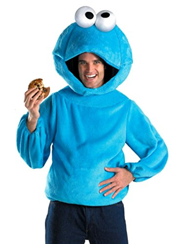 Cookie Monster Adult Costume - Medium ()