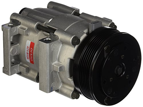 - Denso 471-8139 New Compressor with Clutch
