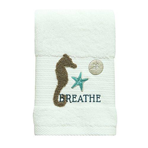 - Bacova Guild 48314 Hand Towel, Aqua