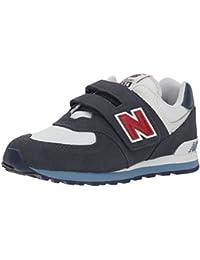 Kids' 574v1 Essential Hook and Loop Sneaker