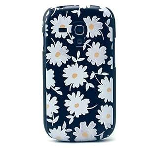 YULIN Beautiful Daisies Design Hard Case Cover for Samsung Galaxy S3 Mini I8190
