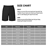 Roadbox Workout Shorts Men Athletic Gym Running