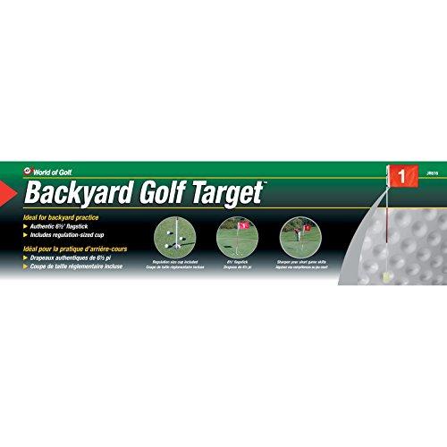 JEF World of Golf Backyard Target Flag