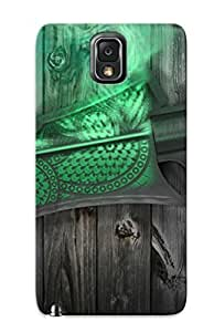 New ZDBTmuv1405Bcxnm Hextech Gunblade League Of Legends Tpu Cover Case For Galaxy Note 3 - Best Gift Choice For Christmas