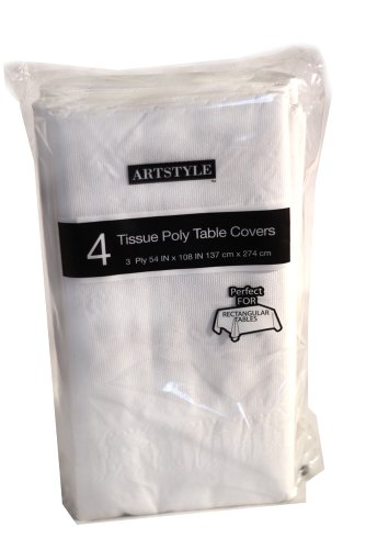 Poly Table Cover - 9