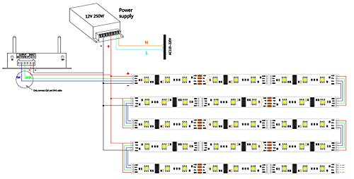 LED 60ledsm Flexible Lighting CMC 3528 16 Rope Tape in Jack Blue BoatsBathroom SMD Ft5M300leds Light Lights DC Strip Lamp Lights for LED 4 nm0Nw8