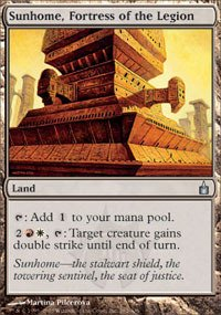 Legion Pool - Magic: the Gathering - Sunhome, Fortress of the Legion - Ravnica