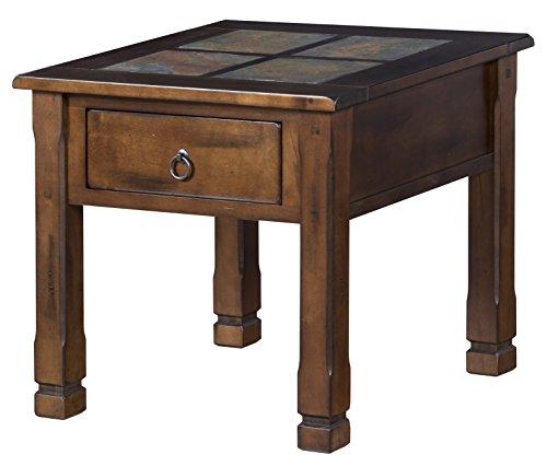 (Sunny Designs 3144DC-2 Santa Fe End Table)