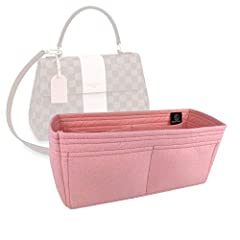 We understand how frustrating it can be to take good care of your designer handbag. Worry no more, this premium hand-made organizer will help you: Keep your personal belongings better organized. No more digging in your bag for your keys, lips...