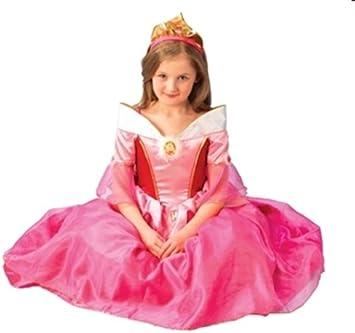 Rubies 3 883676 - Disfraz para niña de Bella durmiente (incluye ...