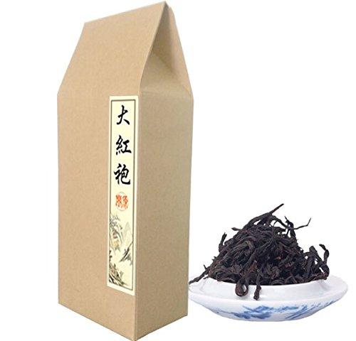 200g Dahongpao Oolong Tea Wuyi Rock Tea Strong-flavor Red Robe Tea Chinese Tea - Tea Long Life Dry