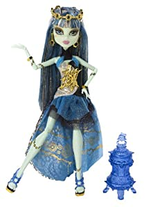 Monster High 13 Wishes Haunt the Casbah Frankie Stein Doll