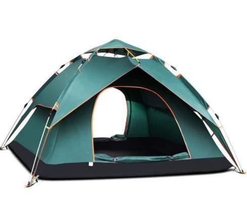 Lishangl 自動テント屋外製品2-3-4人二重層屋外キャンプテント   B07QGBLDMJ