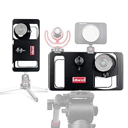 Meiyiu Soporte Universal para cámara de teléfono móvil Soporte ...