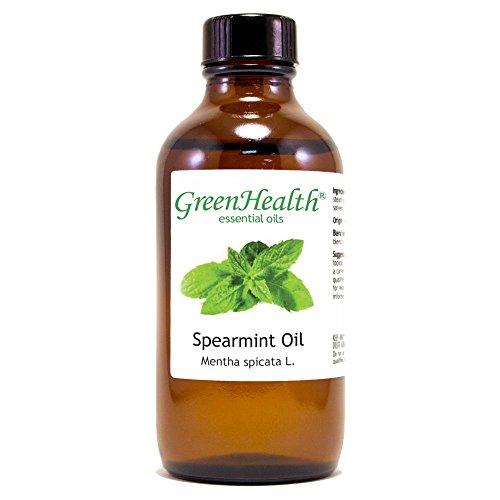 Spearmint 100% Pure Essential Oil - 4oz (Greenhealth)