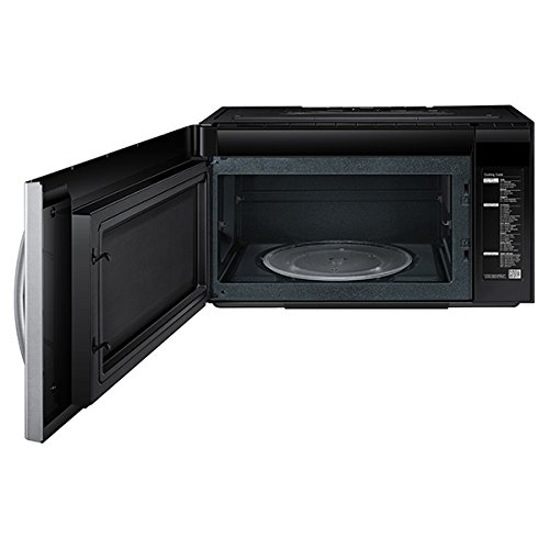 Samsung ME21H706MQS 2.1 Cubic Foot 1000 Watt Over the Range Microwave