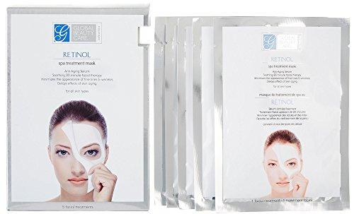 Global-Beauty-Care-5-Retinol-Spa-Treatment-Masks