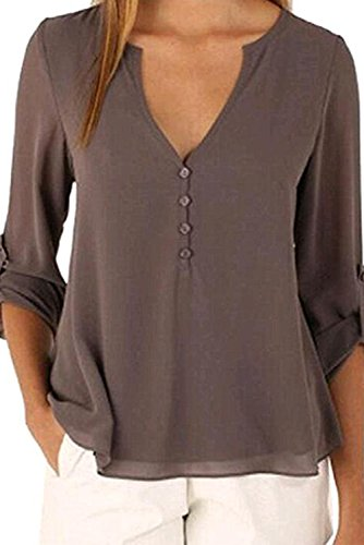 Happy Sailed Casual Chiffon Blouses product image