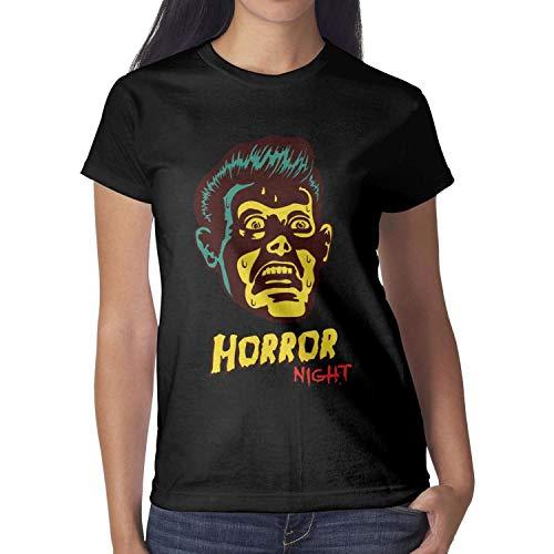 Halloween Figures Devil Head Women tee Shirt Halloween Costumes for -