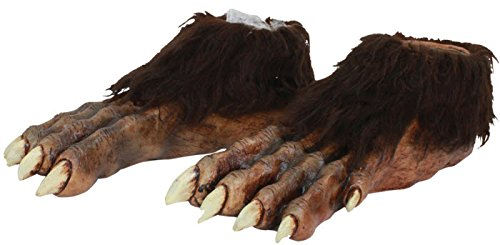 Werewolf Feet Deluxe Shoe Covers
