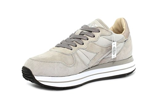 Gray W 173896 Diadora Chiaro Ash Grigio Colore 201 38 ITA Taglia Camaro Sneaker Dust H IpHwxa0aq