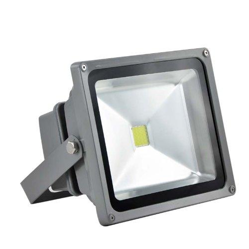 20w Led Wall Light: 20W Cool White LED Wall Pack Wash Flood Light Spotlight