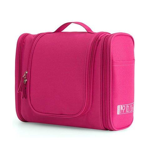Ladies impermeable bolsa de cosmeticos, portatil bolsa ...