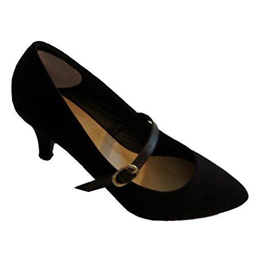 Handlich elastischem Schuhbänder, Schuhdekoration, Schuhzubehör - Schwarz