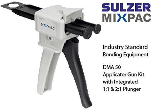 MixPac DMA50 Dispensing Gun Kit for 50ml Epoxy & Adhesive Cartridges (1:1 & 2:1 Ratios) by MixPac (Image #7)