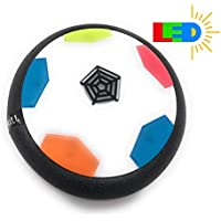 Air Powered Electric Soccer Football Disc Ball Toy...