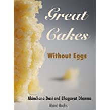 Great Cakes Without Eggs (Brilliant Baking Without Eggs Book 1) (English Edition)