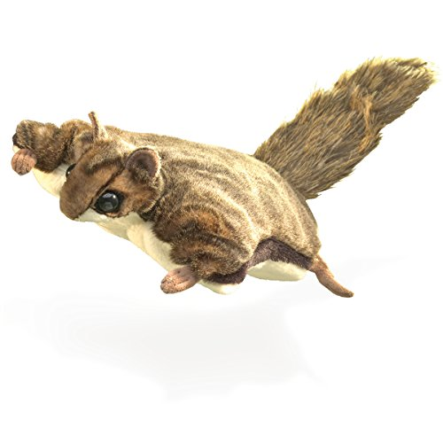 - Folkmanis Flying Squirrel Hand Puppet