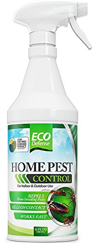 Eco Defense Organic Home Pest Control Spray, 16oz