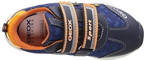 Teppei Azul C Zapatillas De Bebés Para B Orange navy Deporte Geox Boy Fw5qA1w