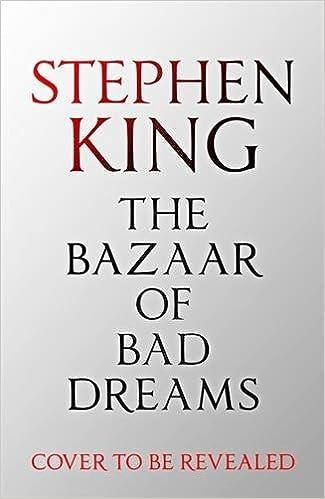 The Bazaar of Bad Dreams: Amazon co uk: Stephen King