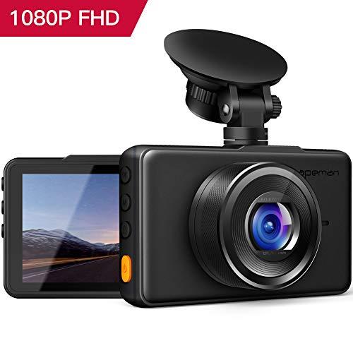 Dashcam 1080P Full HD DVR