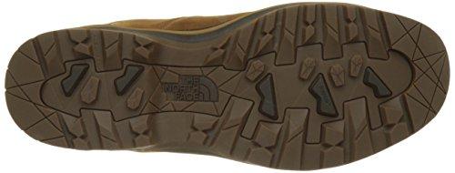 The North Face Herren M Ballard Duck Boot Schneestiefel Mehrfarbig (Dchndbn/Dijonbn Ngt)