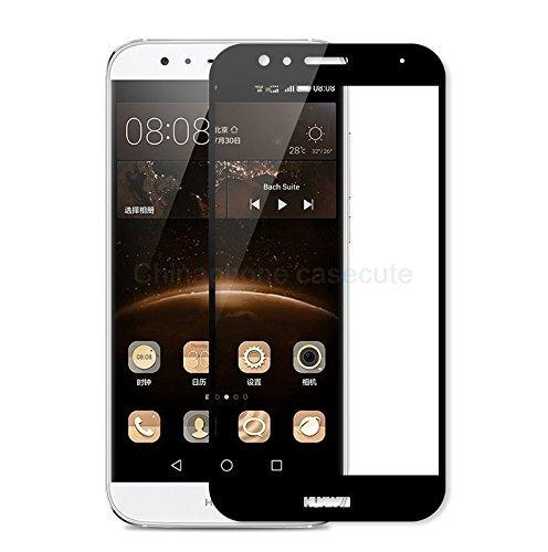 2 opinioni per Huawei GX8 / Huawei G8 Piena Copertura Vetro Temperato Pellicola Protettiva