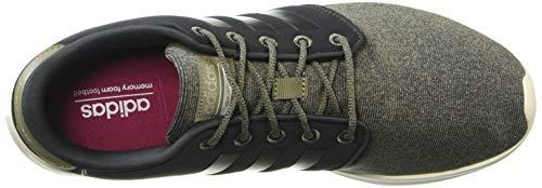 adidas Women's Cloudfoam Qt Racer Running Shoe 5